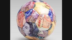 ballon rond et argent