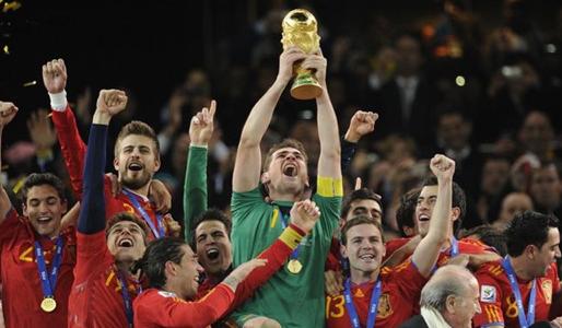 Pronostics sur le vainqueur de la coupe du monde de football en 2014 - Vainqueur des coupe du monde ...