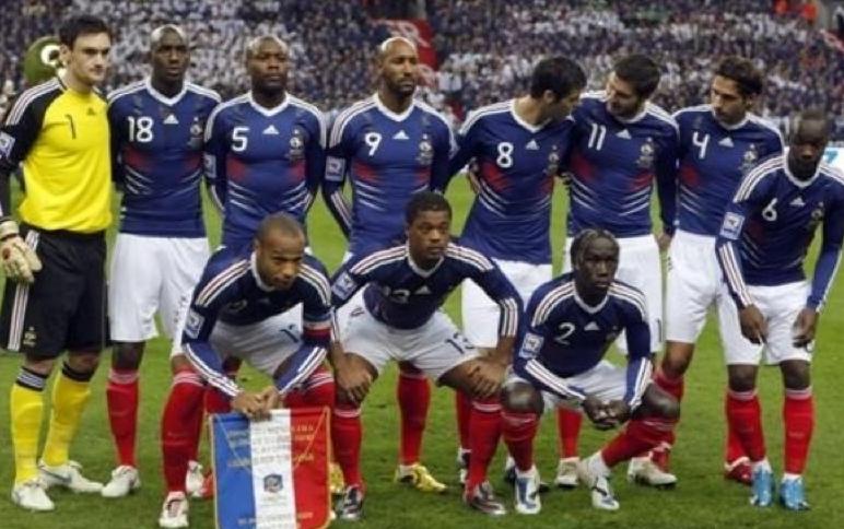 L quipe de france a t elle une chance de remporter la - Coupe du monde 2010 equipe de france ...