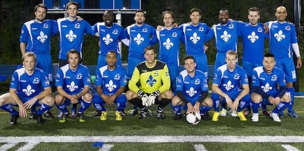 Equipe de soccer du quebec