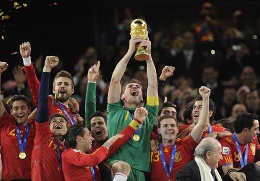 Pronostic sur le futur champion du mondial 2014
