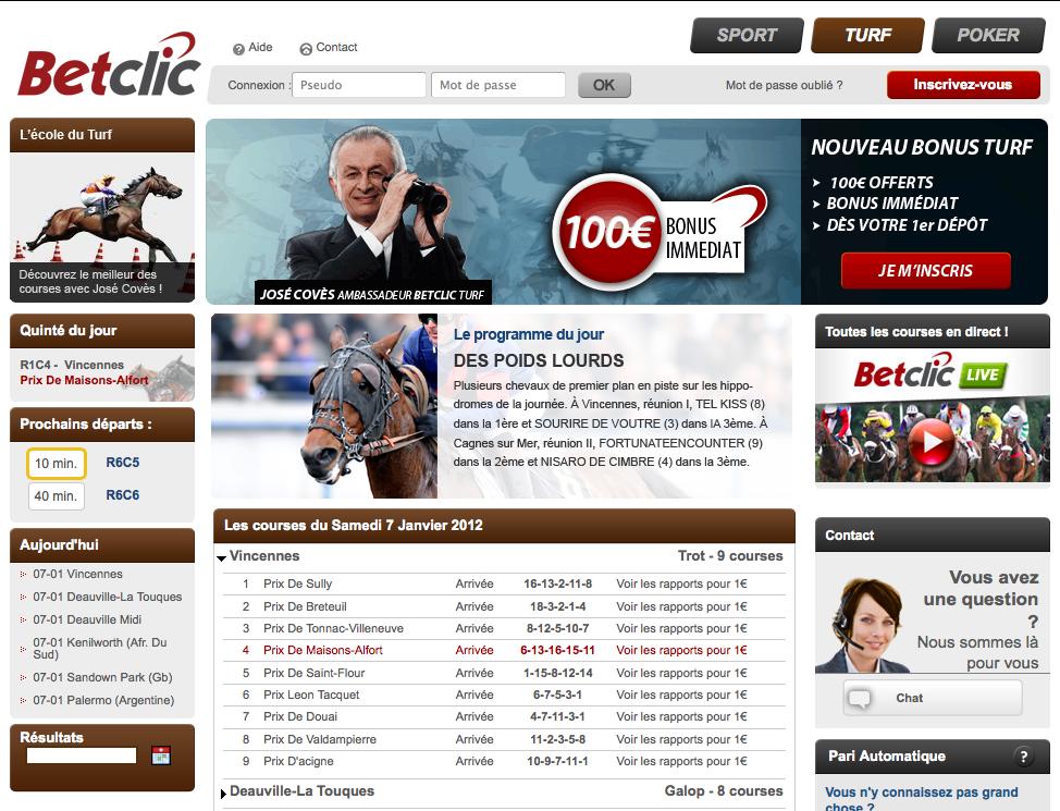bonus chez betclic homepage