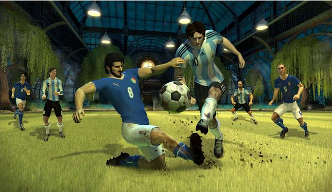 Notre seléction des 5 jeux de football sur internet