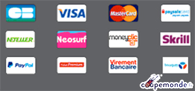 NETBET paiements