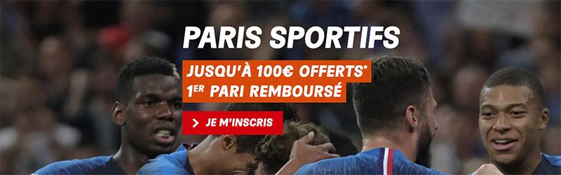 PMU bonus 100€