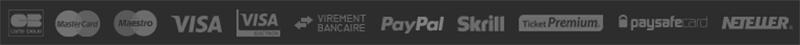 paiement mode unibet