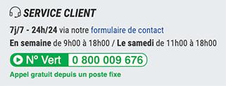 france pari support